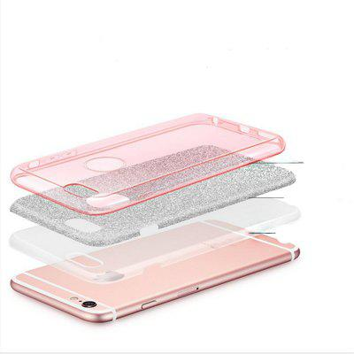 Sparkle Shinning Protective Bumper Bling Glitter Case for iPhone 6 / 6SiPhone Cases/Covers<br>Sparkle Shinning Protective Bumper Bling Glitter Case for iPhone 6 / 6S<br><br>Color: Rose Gold,Silver,Pink,Black,White,Assorted Colors,Red,Blue,Yellow,Gold,Gray,Light blue,Light yellow,Dark pink,Rose Madder,Golden<br>Compatible for Apple: iPhone 6, iPhone 6S<br>Features: Anti-knock, Dirt-resistant, Sports Case, FullBody Cases, Sports and Outdoors, Shatter-Resistant Case<br>Material: PC, TPU<br>Package Contents: 1 x Iphone Case<br>Package size (L x W x H): 17.50 x 9.50 x 1.50 cm / 6.89 x 3.74 x 0.59 inches<br>Package weight: 0.0700 kg<br>Style: Crystal Surface, Mixed Color, Glossy, Glamorous Glitter
