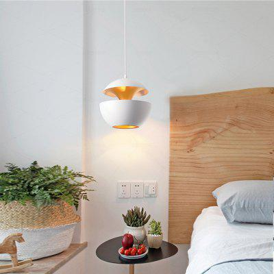 Maishang Lighting Ms - 61868 Nordic Minimalist Pendant LightFlush Ceiling Lights<br>Maishang Lighting Ms - 61868 Nordic Minimalist Pendant Light<br><br>Battery Included: Non-preloaded<br>Bulb Base: E27<br>Bulb Included: No<br>Certifications: FCC<br>Features: Designers<br>Fixture Height ( CM ): 23<br>Fixture Length ( CM ): 25<br>Fixture Material: Aluminum<br>Fixture Width ( CM ): 10<br>Number of Bulb: 1 Bulb<br>Number of Bulb Sockets: 1<br>Package Contents: 1 x Lamp Body, 1 x Lampshade, 1 x Instruction Manual, 1 x Accessories Package<br>Package size (L x W x H): 29.00 x 29.00 x 27.00 cm / 11.42 x 11.42 x 10.63 inches<br>Package weight: 2.3000 kg<br>Product size (L x W x H): 25.00 x 25.00 x 23.00 cm / 9.84 x 9.84 x 9.06 inches<br>Product weight: 2.0000 kg<br>Shade Material: Acrylic<br>Style: Modern/Contemporary, Chic &amp; Modern, Artistic Style<br>Suggested Room Size: 5 - 10?<br>Suggested Space Fit: Bathroom,Bedroom,Boys Room,Cafes,Dining Room,Game Room,Girls Room,Indoors,Living Room,Office,Study Room<br>Type: Pendant Light<br>Voltage ( V ): 220V - 240V<br>Wattage (W): 60<br>Wattage per Bulb ( W ): 60