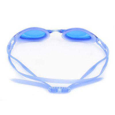 Buy CERULEAN Whale Comfortable Silicone Large Frame Swim Glasses Swimming Goggles Anti-Fog UV Men Women Swim Mask Waterproof Professional for $11.43 in GearBest store