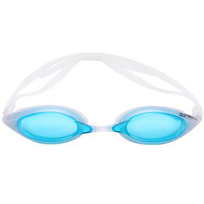 Buy WINDSOR BLUE Whale Comfortable Silicone Large Frame Swim Glasses Swimming Goggles Anti-Fog UV Men Women Swim Mask Waterproof Professional for $11.43 in GearBest store
