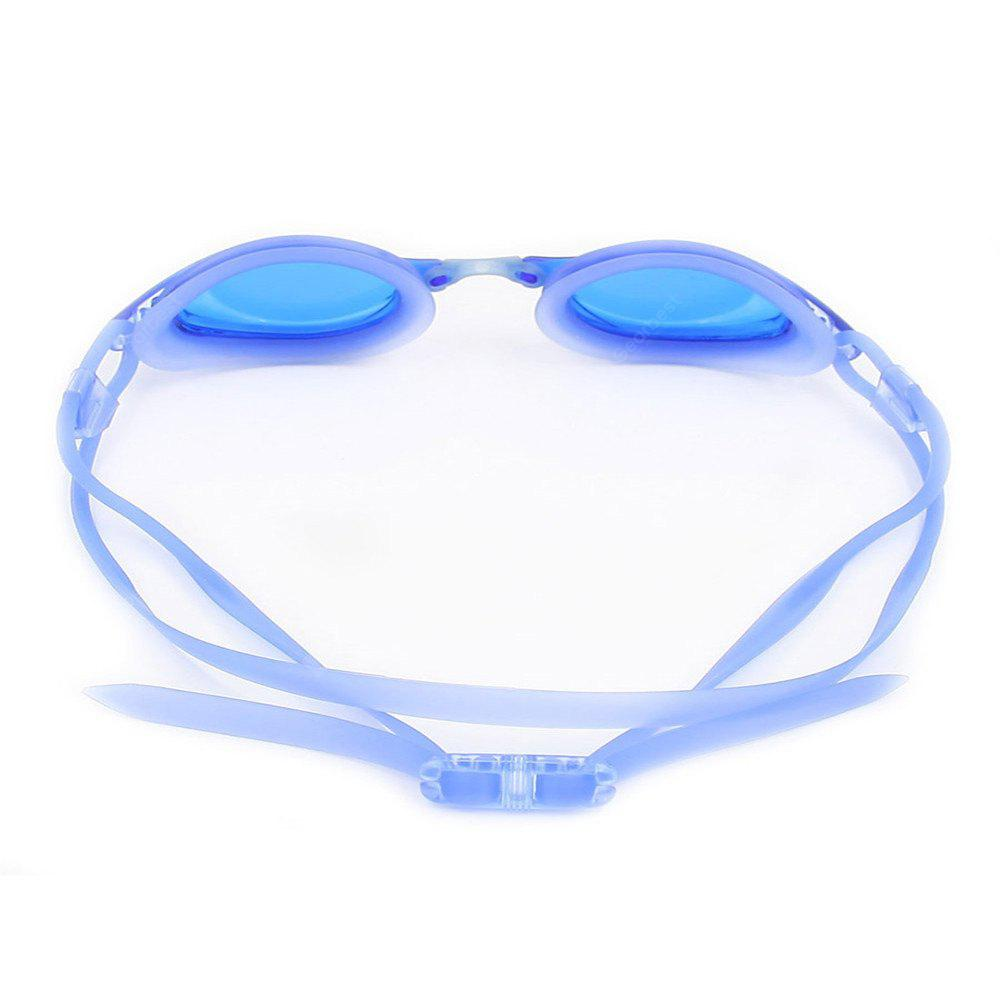 CERULEAN Whale Comfortable Silicone Large Frame Swim Glasses Swimming Goggles Anti-Fog UV Men Women Swim Mask Waterproof Professional