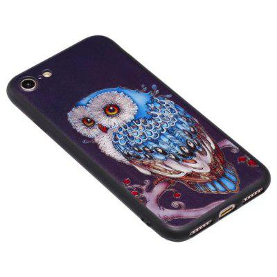 Wkae 3D Relief Style Color Printing Soft TPU Phone Case for iPhone 7 / 8iPhone Cases/Covers<br>Wkae 3D Relief Style Color Printing Soft TPU Phone Case for iPhone 7 / 8<br><br>Compatible for Apple: iPhone 7, iPhone 8<br>Features: Back Cover, Button Protector, Anti-knock<br>Material: TPU<br>Package Contents: 1 x Phone Case<br>Package size (L x W x H): 20.00 x 15.00 x 2.00 cm / 7.87 x 5.91 x 0.79 inches<br>Package weight: 0.1000 kg<br>Style: Novelty, Cool