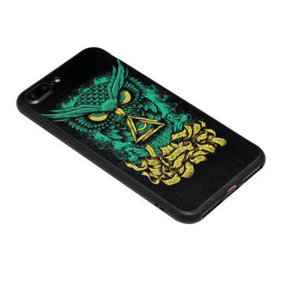 Wkae Relief Style Color Printing Soft TPU Phone Case for iPhone 7 Plus / 8 PlusiPhone Cases/Covers<br>Wkae Relief Style Color Printing Soft TPU Phone Case for iPhone 7 Plus / 8 Plus<br><br>Compatible for Apple: iPhone 7 Plus, iPhone 8 Plus<br>Features: Back Cover, Button Protector, Anti-knock<br>Material: TPU<br>Package Contents: 1 x Phone Case<br>Package size (L x W x H): 20.00 x 15.00 x 2.00 cm / 7.87 x 5.91 x 0.79 inches<br>Package weight: 0.1000 kg<br>Style: Novelty, Cool