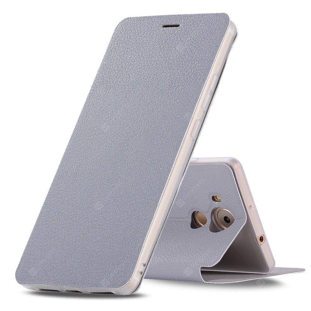 Colourful Textured Ultra-Slim Flip PU Leather Case for Huawei Ascend Mate 8