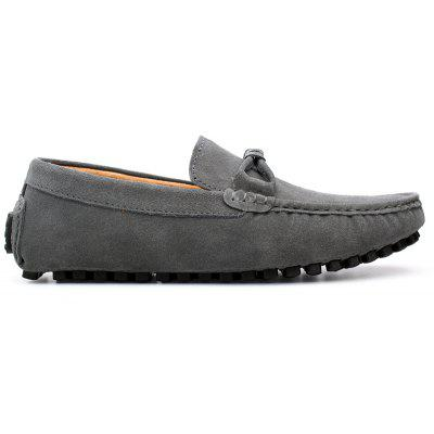 The Fall of New Shoes Slip-On Doug Foot Soft Bottom Shoes Doug Comfortable Leather MenS ShoesCasual Shoes<br>The Fall of New Shoes Slip-On Doug Foot Soft Bottom Shoes Doug Comfortable Leather MenS Shoes<br><br>Closure Type: Slip-On<br>Feature: Lightweight, Breathable<br>Gender: Unisex<br>Lining Material: Pigskin<br>Outsole Material: Rubber<br>Package Contents: 1xShoes(pair)<br>Package Size ( L x W x H ): 31.50 x 18.50 x 11.50 cm / 12.4 x 7.28 x 4.53 inches<br>Pattern Type: Solid<br>Season: Spring/Fall<br>Shoe Width: Medium(B/M)<br>Type: Casual Shoes<br>Upper Material: Genuine Leather<br>Weight: 1.3403kg