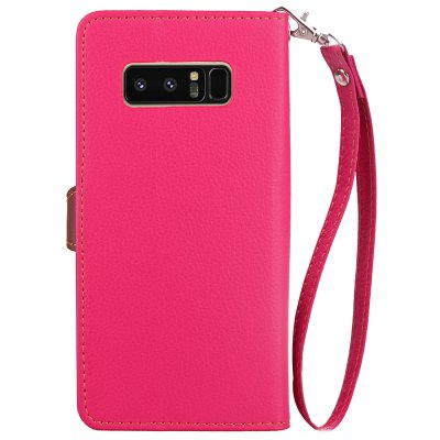 YC Leaf Card Lanyard Pu Leather for  Samsung Note 8Samsung Note Series<br>YC Leaf Card Lanyard Pu Leather for  Samsung Note 8<br><br>Color: Black,Red,Blue,Green,Brown<br>Features: Full Body Cases, Cases with Stand, With Credit Card Holder<br>For: Samsung Mobile Phone<br>Material: PU Leather, TPU<br>Package Contents: 1 x Case<br>Package size (L x W x H): 117.00 x 9.00 x 2.00 cm / 46.06 x 3.54 x 0.79 inches<br>Package weight: 0.0800 kg<br>Product size (L x W x H): 16.30 x 8.30 x 1.50 cm / 6.42 x 3.27 x 0.59 inches<br>Product weight: 0.0710 kg<br>Style: Vintage/Nostalgic Euramerican Style, Novelty, Name Brand Style