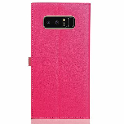 YC Fine buckle Card Lanyard Pu Leather for Samsung   Note 8Samsung Note Series<br>YC Fine buckle Card Lanyard Pu Leather for Samsung   Note 8<br><br>Color: Black,Purple,Brown,Gray,Rose Madder<br>Features: Full Body Cases, Cases with Stand, With Credit Card Holder<br>For: Samsung Mobile Phone<br>Material: PU Leather, TPU<br>Package Contents: 1 x Case<br>Package size (L x W x H): 17.00 x 9.00 x 2.00 cm / 6.69 x 3.54 x 0.79 inches<br>Package weight: 0.0800 kg<br>Product size (L x W x H): 16.30 x 8.30 x 1.70 cm / 6.42 x 3.27 x 0.67 inches<br>Product weight: 0.0720 kg<br>Style: Vintage/Nostalgic Euramerican Style, Novelty, Name Brand Style