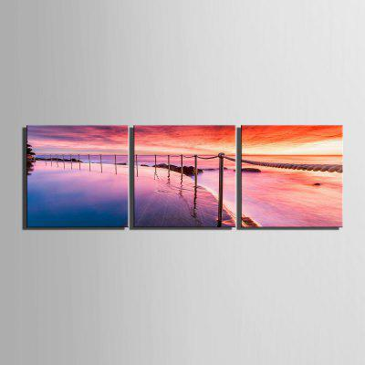 Yc Special Design Frameless Paintings Sunrise of 3Prints<br>Yc Special Design Frameless Paintings Sunrise of 3<br><br>Craft: Print<br>Form: Three Panels<br>Material: Canvas<br>Package Contents: 3 x Print<br>Package size (L x W x H): 643.00 x 43.00 x 2.00 cm / 253.15 x 16.93 x 0.79 inches<br>Package weight: 1.2400 kg<br>Painting: Include Inner Frame<br>Shape: Horizontal Panoramic<br>Style: Vintage, Fashion, Novelty, Formal, Casual, Active<br>Subjects: Abstract<br>Suitable Space: Indoor,Garden,Living Room,Bathroom,Bedroom,Dining Room,Office,Hotel,Cafes,Kids Room,Kids Room,Study Room / Office,Boys Room,Girls Room,Game Room