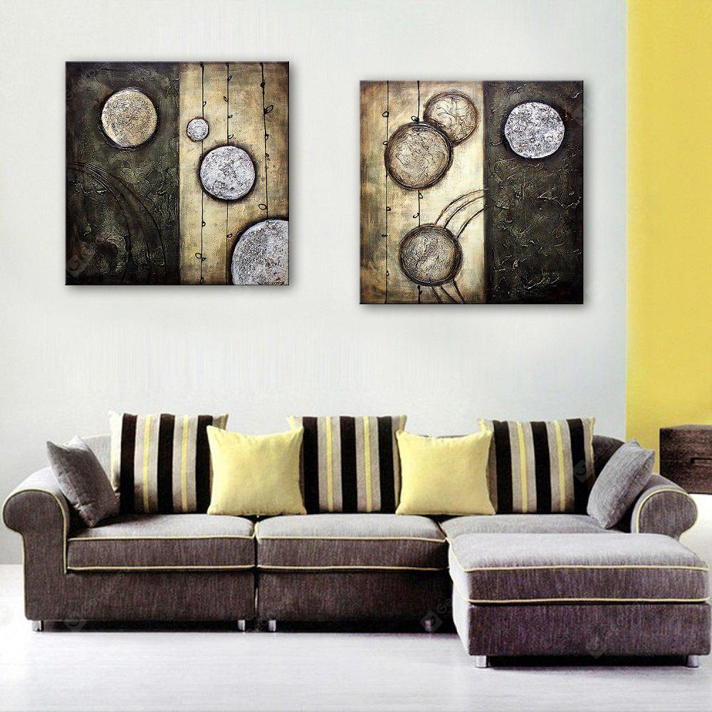 Yc Special Design Frameless Paintings Lost Planet of 2