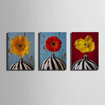 Yc Special Design Frameless Paintings Sunflower of 3Prints<br>Yc Special Design Frameless Paintings Sunflower of 3<br><br>Craft: Print<br>Form: Three Panels<br>Material: Canvas<br>Package Contents: 3 x Print<br>Package size (L x W x H): 55.00 x 75.00 x 2.00 cm / 21.65 x 29.53 x 0.79 inches<br>Package weight: 1.2600 kg<br>Painting: Include Inner Frame<br>Shape: Horizontal Panoramic<br>Style: Vintage, Fashion, Novelty, Formal, Casual, Active<br>Subjects: Flower<br>Suitable Space: Indoor,Garden,Living Room,Bathroom,Bedroom,Dining Room,Office,Hotel,Cafes,Kids Room,Kids Room,Study Room / Office,Boys Room,Girls Room,Game Room