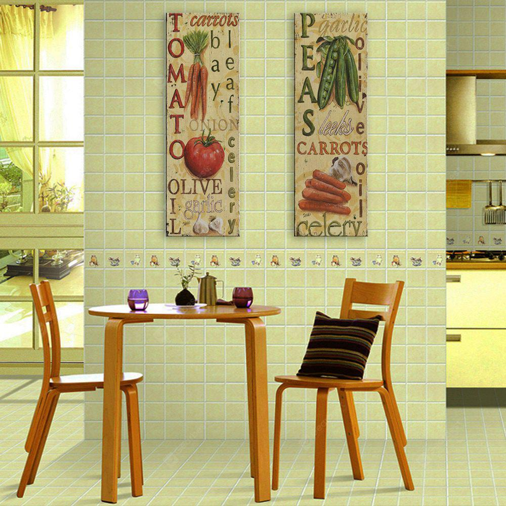 yc Special Design Frameless Paintings Fresh Vegetables of 2