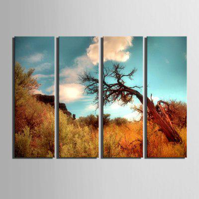 Yc Special Design Frameless Paintings A Dead Tree of 4Prints<br>Yc Special Design Frameless Paintings A Dead Tree of 4<br><br>Craft: Print<br>Form: Four Panels<br>Material: Canvas<br>Package Contents: 4 x Print<br>Package size (L x W x H): 28.00 x 75.00 x 2.00 cm / 11.02 x 29.53 x 0.79 inches<br>Package weight: 1.6000 kg<br>Painting: Include Inner Frame<br>Shape: Horizontal Panoramic<br>Style: Vintage, Fashion, Novelty, Formal, Casual, Active<br>Subjects: Landscape<br>Suitable Space: Indoor,Living Room,Bathroom,Bedroom,Dining Room,Office,Hotel,Cafes,Kids Room,Kids Room,Study Room / Office,Boys Room,Girls Room,Game Room