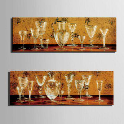 Yc Special Design Frameless Paintings Glass of 2Prints<br>Yc Special Design Frameless Paintings Glass of 2<br><br>Craft: Print<br>Form: Two Panels<br>Material: Canvas<br>Package Contents: 2 x Print<br>Package size (L x W x H): 35.00 x 95.00 x 2.00 cm / 13.78 x 37.4 x 0.79 inches<br>Package weight: 0.8000 kg<br>Painting: Include Inner Frame<br>Shape: Horizontal Panoramic<br>Style: Vintage, Fashion, Novelty, Formal, Casual, Active<br>Subjects: Fashion<br>Suitable Space: Indoor,Garden,Living Room,Bathroom,Bedroom,Dining Room,Office,Hotel,Cafes,Kids Room,Kids Room,Study Room / Office,Boys Room,Girls Room,Game Room