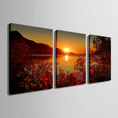 Yc Special Design Frameless Paintings The Setting Sun of 2Prints<br>Yc Special Design Frameless Paintings The Setting Sun of 2<br><br>Craft: Print<br>Form: Two Panels<br>Material: Canvas<br>Package Contents: 2 x Print<br>Package size (L x W x H): 65.00 x 45.00 x 2.00 cm / 25.59 x 17.72 x 0.79 inches<br>Package weight: 1.2800 kg<br>Painting: Include Inner Frame<br>Shape: Horizontal Panoramic<br>Style: Vintage, Fashion, Novelty, Casual, Active<br>Subjects: Landscape<br>Suitable Space: Indoor,Garden,Living Room,Bathroom,Bedroom,Dining Room,Office,Hotel,Cafes,Kids Room,Kids Room,Study Room / Office,Boys Room,Girls Room,Game Room