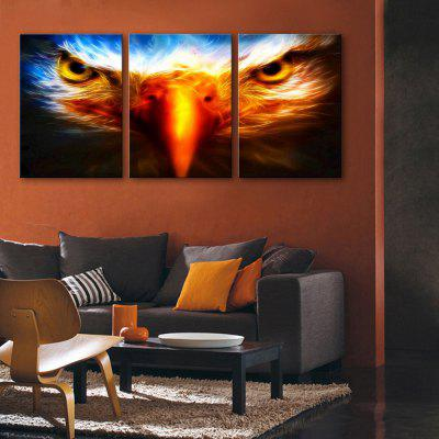 Yc Special Design Frameless Painting Birds Eye of 3
