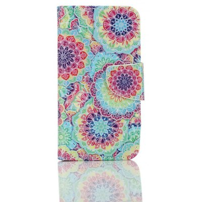 Kaleidoscope Knife and Cut Color Phone Case for Samsung Galaxy S7 Edge