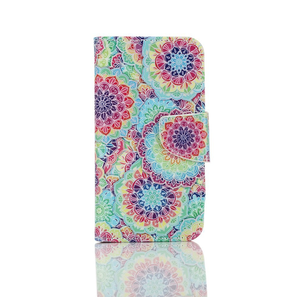 COLORMIX Kaleidoscope Knife and Cut Color Phone Case for Samsung Galaxy S7 Edge