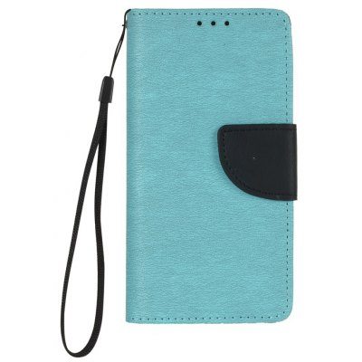 Buy WINDSOR BLUE Hit Color PU Phone Case for Huawei P8 Lite for $5.45 in GearBest store