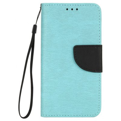Buy WINDSOR BLUE Hit Color PU Phone Case for Huawei P8 Lite 2017 for $5.47 in GearBest store