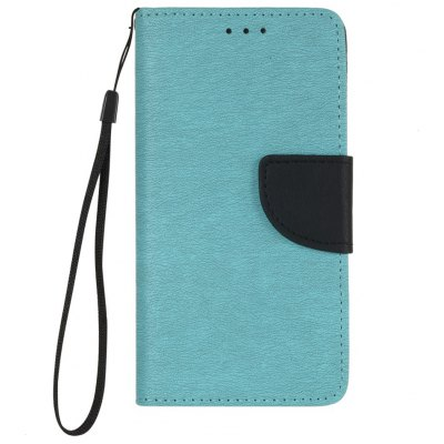 Buy WINDSOR BLUE Hit Color PU Phone Case for Huawei P9 Lite for $5.47 in GearBest store