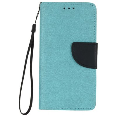 Hit Color PU Phone Case for Wiko Lenny 2