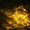 AY - hq218 5M 50 LED Copper String Lights with USB Cable for Party - WARM WHITE LIGHT