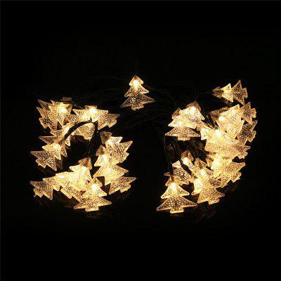 AY - hq220 2M 20 LED Christmas Trees Lights for Christmas Party Decoration