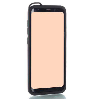 Wkae Slim Dual Layer PC Soft TPU Back Cover Case with Kickstand for Samsung Galaxy S8Samsung S Series<br>Wkae Slim Dual Layer PC Soft TPU Back Cover Case with Kickstand for Samsung Galaxy S8<br><br>Features: Back Cover, Cases with Stand, Anti-knock<br>For: Samsung Mobile Phone<br>Material: PC, TPU<br>Package Contents: 1 x Phone Case<br>Package size (L x W x H): 20.00 x 15.00 x 2.00 cm / 7.87 x 5.91 x 0.79 inches<br>Package weight: 0.1000 kg<br>Style: Novelty, Cool
