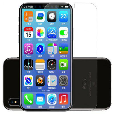 Transparent Tempered Film for Iphone x