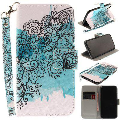 Buy BLACK Butterfly Pattern Wrist Strap Premium Flip Wallet Protective Case Card Slots Pu+Tpu Leather Folio Magnetic Closure Stand Cover for iPhone x, 2017 5.8 Inch for $4.21 in GearBest store