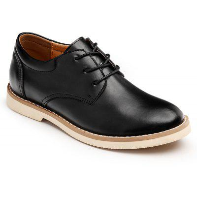 Buy BLACK 38 Shoes for Men Business Leather Shoes Men'S Office Shoes Casual Leather Shoes for $44.48 in GearBest store