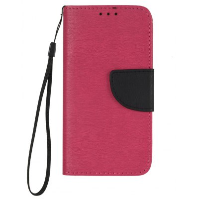 Hit Color PU Phone Case for Samsung Galaxy J3 2016 / 2015