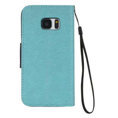 Hit Color PU Phone Case for Samsung Galaxy S7Samsung S Series<br>Hit Color PU Phone Case for Samsung Galaxy S7<br><br>Compatible for Samsung: Samsung Galaxy S7<br>Features: Cases with Stand, With Credit Card Holder, With Lanyard, Dirt-resistant<br>For: Samsung Mobile Phone<br>Material: TPU, PU Leather<br>Package Contents: 1 x Phone Case<br>Package size (L x W x H): 14.20 x 7.00 x 1.00 cm / 5.59 x 2.76 x 0.39 inches<br>Package weight: 0.0620 kg<br>Style: Novelty