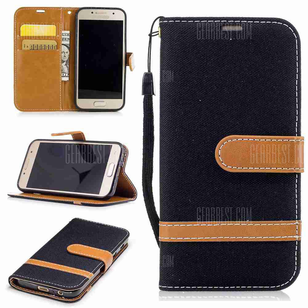 Mix Color Jeans Phone Case for Samsung Galaxy J5 2016