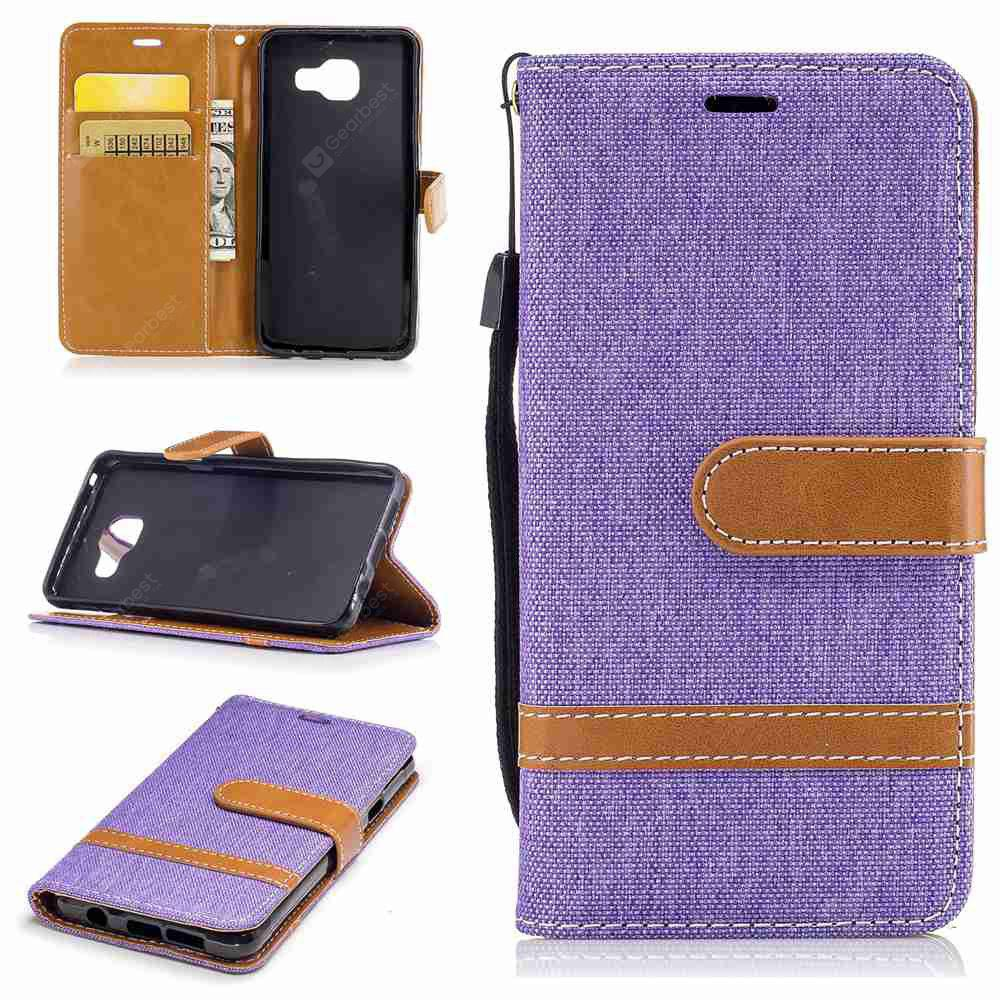 Mix color Jeans Phone Case for Samsung Galaxy  A3 2016