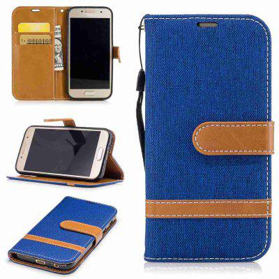 Mix color Jeans Phone Case for Samsung Galaxy A3 2017