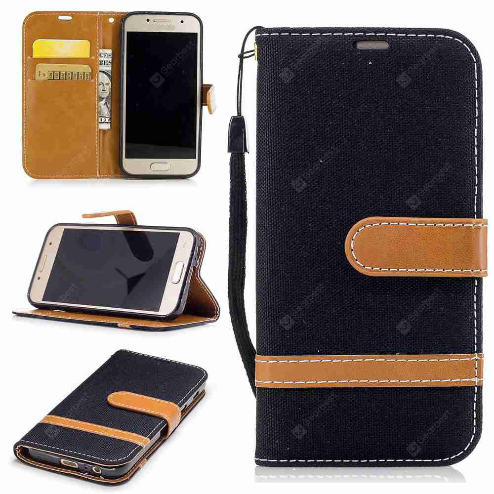 Mix color Jeans Phone Case for Samsung Galaxy A5 2017