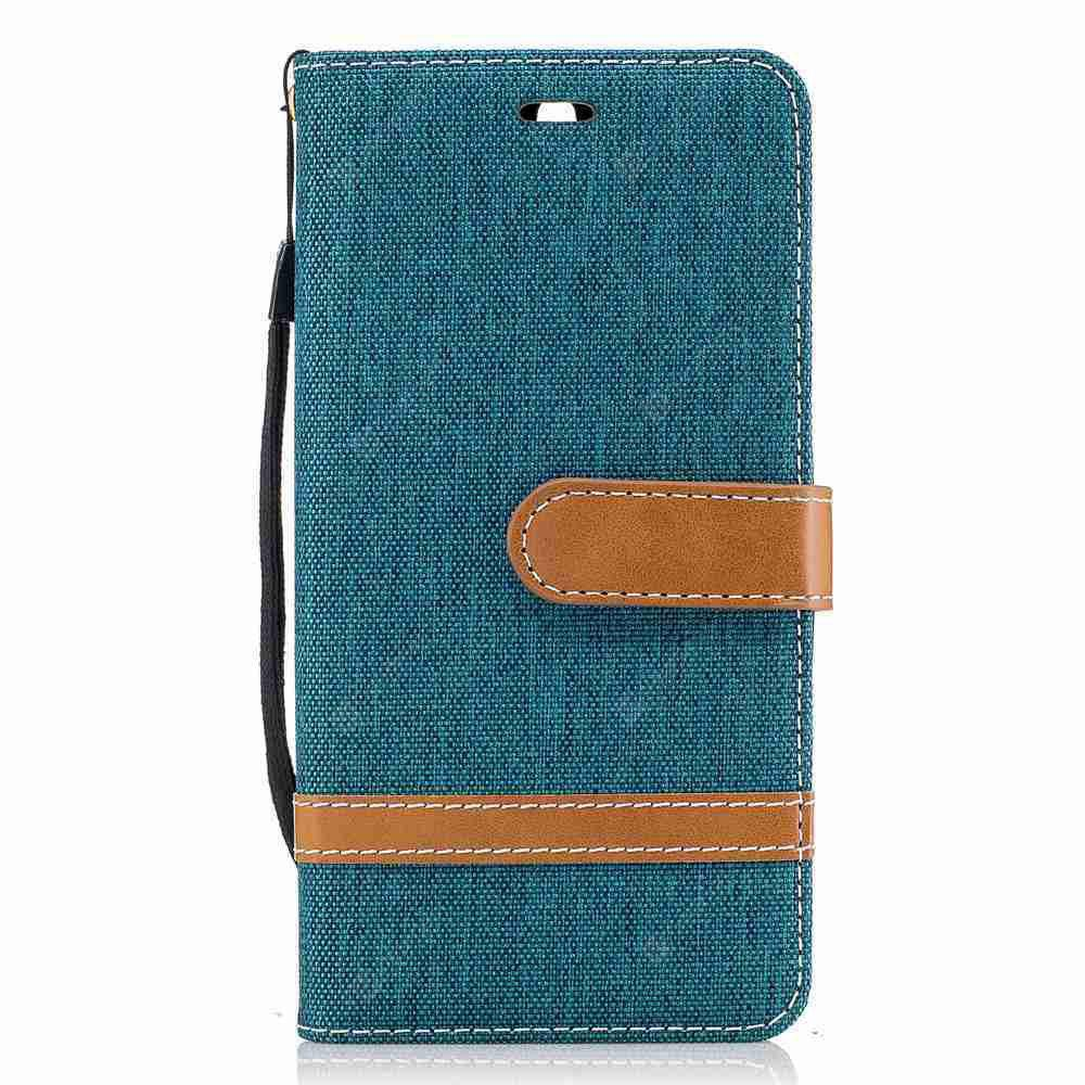 Mix Color Jeans Phone Case for Huawei Y5 2017
