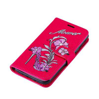 Flash Powder Dyed Silk Printed Rattan High Heels Pu Phone Case for Samsung Galaxy  J3 2016 / 2015Samsung J Series<br>Flash Powder Dyed Silk Printed Rattan High Heels Pu Phone Case for Samsung Galaxy  J3 2016 / 2015<br><br>Features: Full Body Cases, Cases with Stand, With Credit Card Holder, With Lanyard, Dirt-resistant<br>For: Samsung Mobile Phone<br>Functions: Camera Hole Location<br>Material: PU Leather, TPU<br>Package Contents: 1 x Phone Case<br>Package size (L x W x H): 14.50 x 7.50 x 1.80 cm / 5.71 x 2.95 x 0.71 inches<br>Package weight: 0.0680 kg<br>Style: Pattern, Colorful, Novelty<br>Using Conditions: Skiing,Cruise