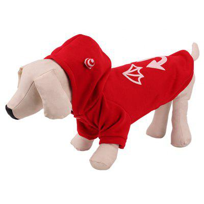 Lovoyager LVC1703 Dog Halloween Costumes Coat