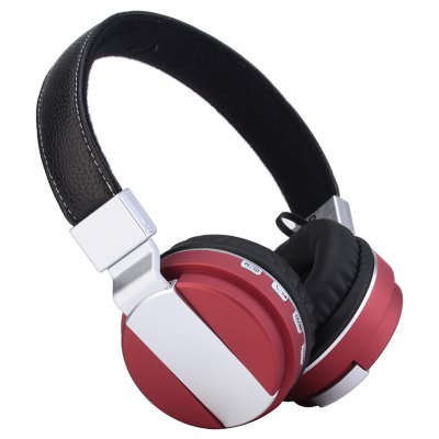 Kanen Bt-008 sans fil Bluetooth Casques Pliable avec Micro Fente pour Carte Tf pour Iphone et Smart Phones