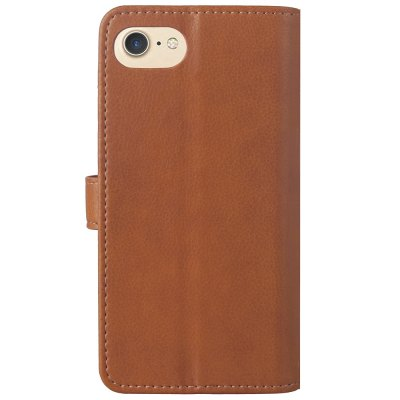 Luxury PU Leather Wallet Stand Case with Rivet Buckle for iPhone 6 / 6siPhone Cases/Covers<br>Luxury PU Leather Wallet Stand Case with Rivet Buckle for iPhone 6 / 6s<br><br>Compatible for Apple: iPhone 6, iPhone 6S<br>Features: Cases with Stand, With Credit Card Holder<br>Material: PU Leather, TPU<br>Package Contents: 1 x Phone Case<br>Package size (L x W x H): 18.00 x 11.00 x 3.00 cm / 7.09 x 4.33 x 1.18 inches<br>Package weight: 0.1500 kg<br>Product weight: 0.1000 kg<br>Style: Vintage, Novelty