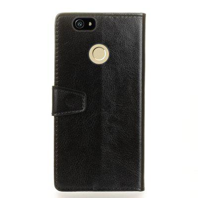 Wkae Crystal Grain Texture Synthetic Leather Stand Case Cover with Kickstand Card Slots for Huawei Enjoy 7 / P9 Lite MiniCases &amp; Leather<br>Wkae Crystal Grain Texture Synthetic Leather Stand Case Cover with Kickstand Card Slots for Huawei Enjoy 7 / P9 Lite Mini<br><br>Compatible Model: Huawei Enjoy 7 / P9 Lite Mini<br>Features: Full Body Cases, Cases with Stand, With Credit Card Holder, Anti-knock, Dirt-resistant<br>Material: TPU, PU Leather<br>Package Contents: 1 x Phone Case<br>Package size (L x W x H): 20.00 x 15.00 x 2.00 cm / 7.87 x 5.91 x 0.79 inches<br>Package weight: 0.1000 kg<br>Style: Vintage