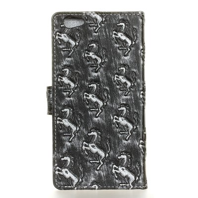 3D Texture Heavy Metal Style Flip PU Leather Wallet Case for Vivo Y66Cases &amp; Leather<br>3D Texture Heavy Metal Style Flip PU Leather Wallet Case for Vivo Y66<br><br>Package Contents: 1 x Front Buckle Flip Pu Leather Wallet Case<br>Package size (L x W x H): 10.00 x 10.00 x 5.00 cm / 3.94 x 3.94 x 1.97 inches<br>Package weight: 0.0500 kg<br>Product weight: 0.0300 kg