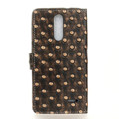 3D Texture Heavy Metal Style Flip PU Leather Wallet Case for ZTE Grand X4Cases &amp; Leather<br>3D Texture Heavy Metal Style Flip PU Leather Wallet Case for ZTE Grand X4<br><br>Package Contents: 1 x Front Buckle Flip Pu Leather Wallet Case<br>Package size (L x W x H): 10.00 x 10.00 x 5.00 cm / 3.94 x 3.94 x 1.97 inches<br>Package weight: 0.0500 kg<br>Product weight: 0.0300 kg