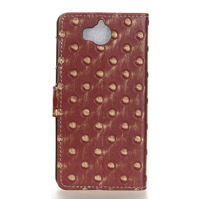 3D Texture Heavy Metal Style Flip PU Leather Wallet Case for Huawei Y6 2017Cases &amp; Leather<br>3D Texture Heavy Metal Style Flip PU Leather Wallet Case for Huawei Y6 2017<br><br>Package Contents: 1 x Front Buckle Flip Pu Leather Wallet Case<br>Package size (L x W x H): 10.00 x 10.00 x 5.00 cm / 3.94 x 3.94 x 1.97 inches<br>Package weight: 0.0500 kg<br>Product weight: 0.0300 kg