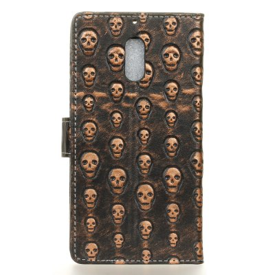 3D Texture Heavy Metal Style Flip PU Leather Wallet Case for Nokia 6Cases &amp; Leather<br>3D Texture Heavy Metal Style Flip PU Leather Wallet Case for Nokia 6<br><br>Package Contents: 1 x Front Buckle Flip Pu Leather Wallet Case<br>Package size (L x W x H): 10.00 x 10.00 x 5.00 cm / 3.94 x 3.94 x 1.97 inches<br>Package weight: 0.0500 kg<br>Product weight: 0.0300 kg