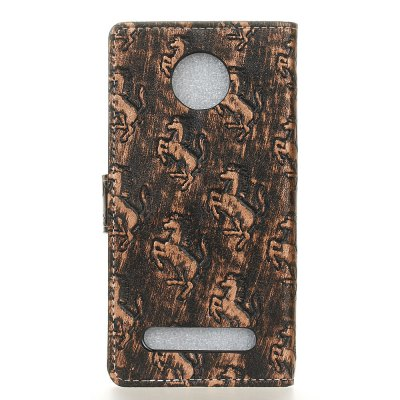 3D Texture Heavy Metal Style Flip PU Leather Wallet Case for Motorola Moto Z2 PlayCases &amp; Leather<br>3D Texture Heavy Metal Style Flip PU Leather Wallet Case for Motorola Moto Z2 Play<br><br>Package Contents: 1 x Front Buckle Flip Pu Leather Wallet Case<br>Package size (L x W x H): 10.00 x 10.00 x 5.00 cm / 3.94 x 3.94 x 1.97 inches<br>Package weight: 0.0500 kg<br>Product weight: 0.0300 kg