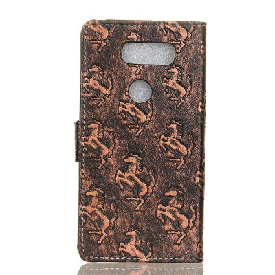 3D Texture Heavy Metal Style Flip PU Leather Wallet Case for LG V30Cases &amp; Leather<br>3D Texture Heavy Metal Style Flip PU Leather Wallet Case for LG V30<br><br>Package Contents: 1 x Front Buckle Flip Pu Leather Wallet Case<br>Package size (L x W x H): 10.00 x 10.00 x 5.00 cm / 3.94 x 3.94 x 1.97 inches<br>Package weight: 0.0500 kg<br>Product weight: 0.0300 kg
