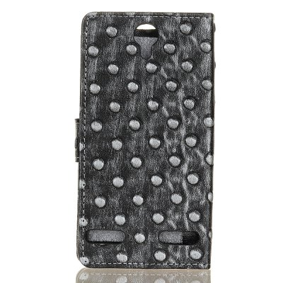 3D Texture Heavy Metal Style Flip PU Leather Wallet Case for ZTE Blade L7Cases &amp; Leather<br>3D Texture Heavy Metal Style Flip PU Leather Wallet Case for ZTE Blade L7<br><br>Package Contents: 1 x Front Buckle Flip Pu Leather Wallet Case<br>Package size (L x W x H): 10.00 x 10.00 x 5.00 cm / 3.94 x 3.94 x 1.97 inches<br>Package weight: 0.0500 kg<br>Product weight: 0.0300 kg